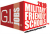 Military Friendly School 2010