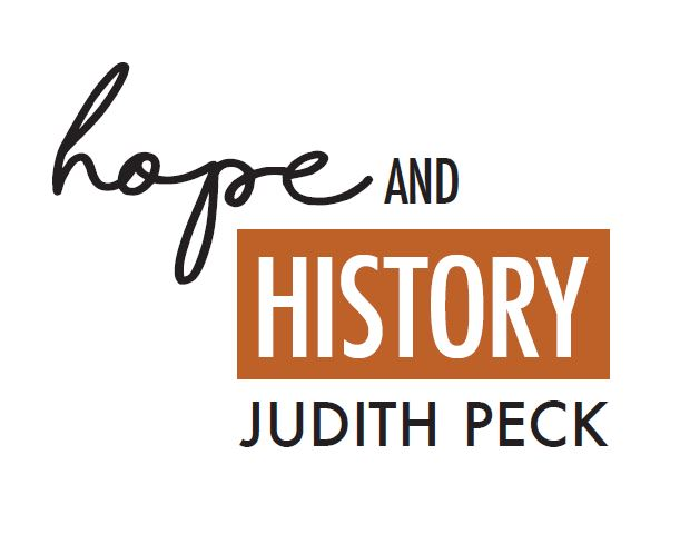 Judith Peck - Hope and History