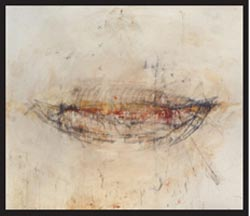 Mixed Media on Paper, 52 in. x 58 in., 2001