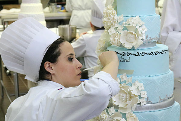 Baking Amp Pastry Arts Associate Of Applied Science Degree