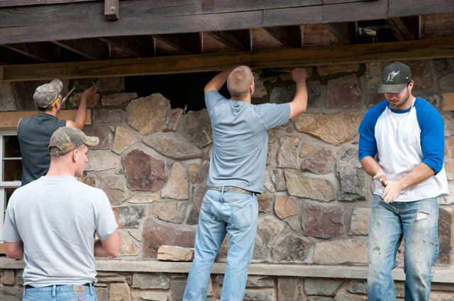 Residential Masonry Contractor: Residential Construction Technology And Management