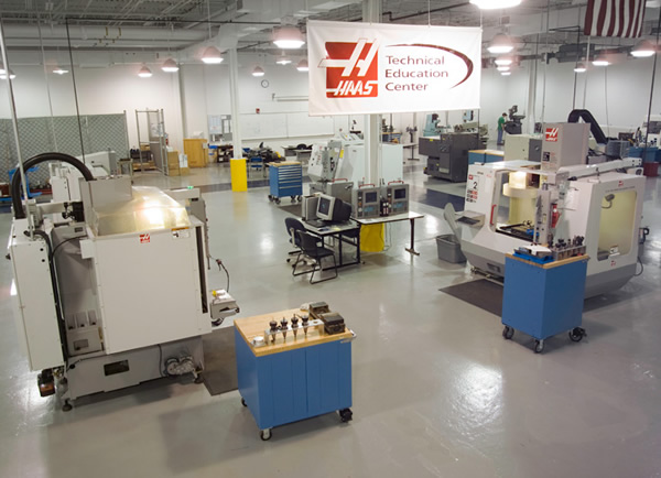 Automated Manufacturing & Machining | Pennsylvania College ...