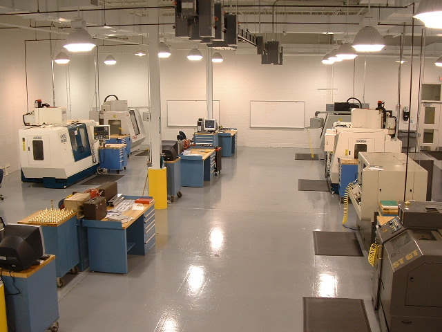 Automated Manufacturing & Machining | Pennsylvania College of Technology
