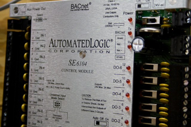 Building Automation Technology
