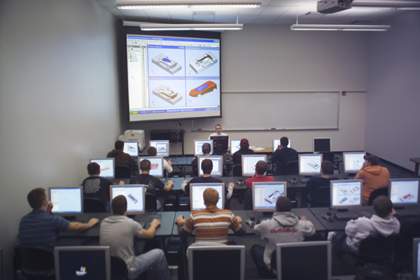 Classroom Design Orientation ~ Engineering industrial design technology penn college