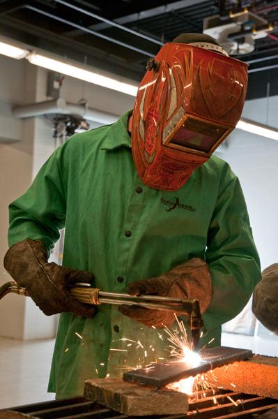 Welding Amp Metal Fabrication Pennsylvania College Of
