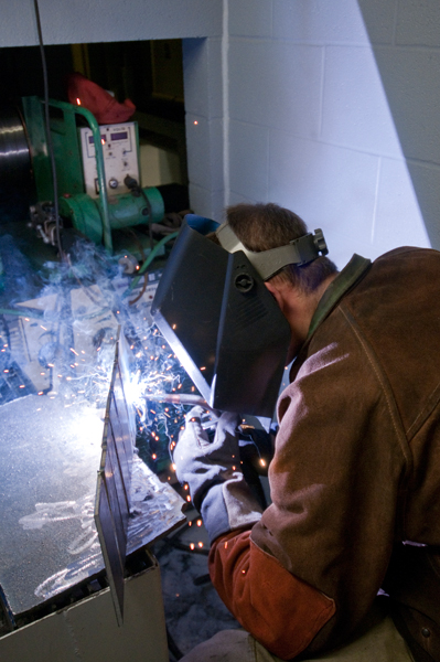 Welding Amp Metal Fabrication Pennsylvania College Of