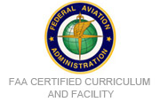 FAA CERTIFIED CURRICULUM AND FACILITY