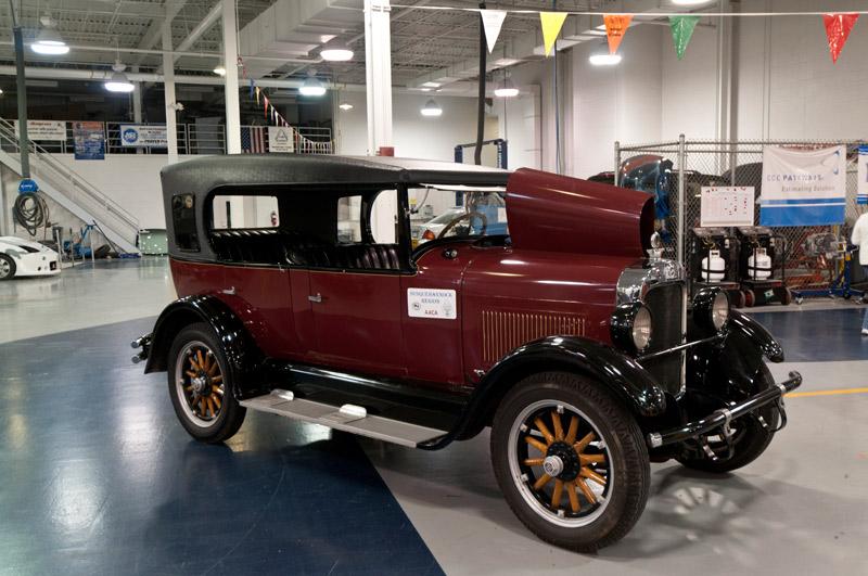 Automotive Restoration Technology Associate Of Applied Science