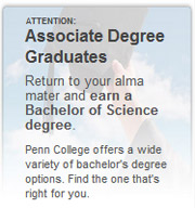 Attention: Associate Degree Graduates