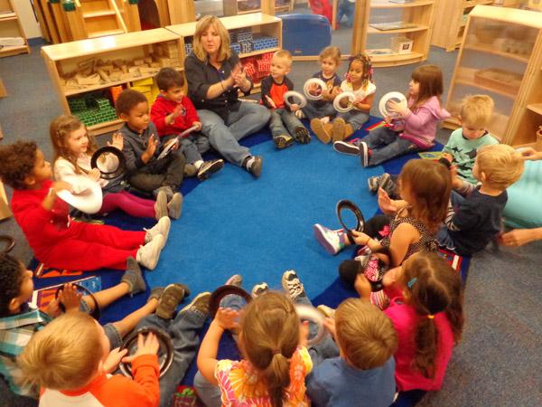 Robert Maureen Dunham Childrens Learning Center Pennsylvania