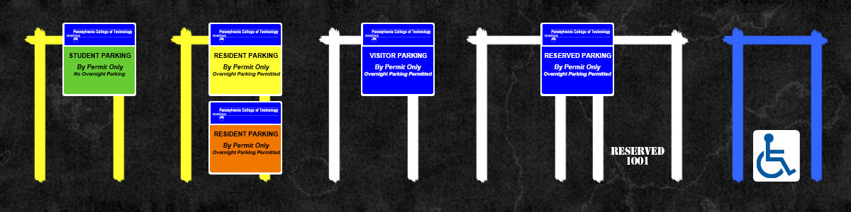 Parking Stall Diagram
