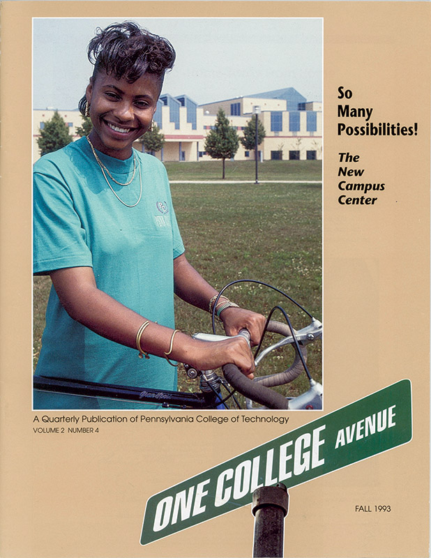 Fall 1993 Cover