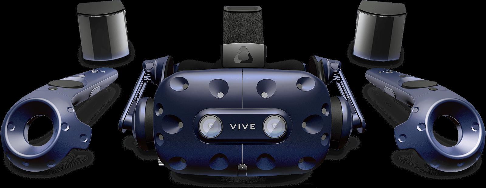 HTC Vive Enterprise