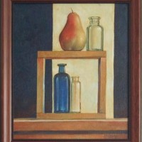 Still Life with Pears IV