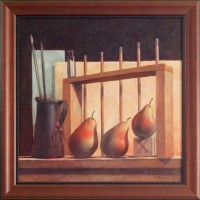 Still Life with Pears VI