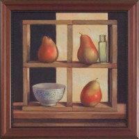 Still Life with Pears VII
