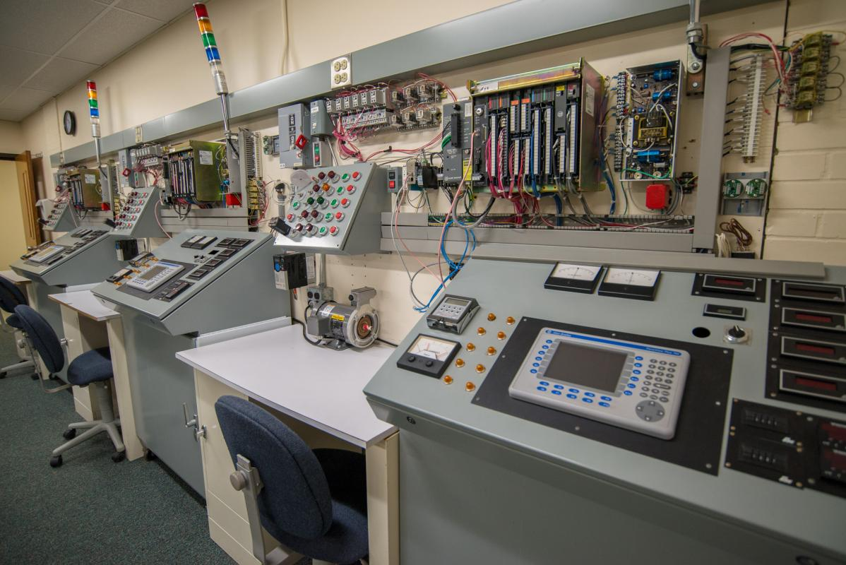 Electrical Technologies Center lab