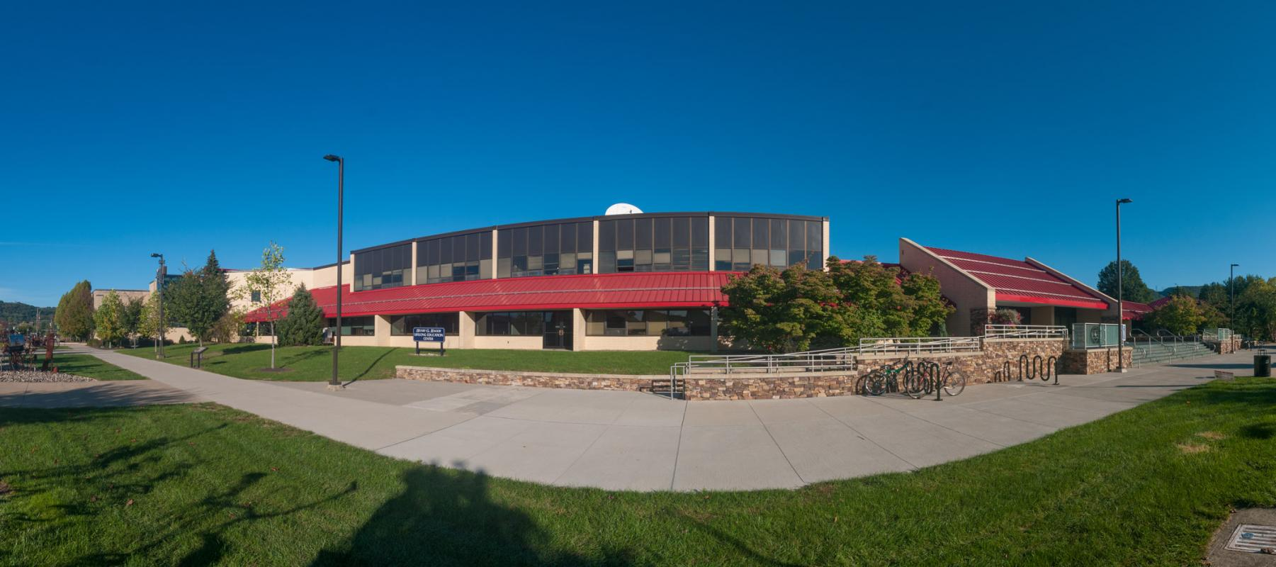Hager Lifelong Education Center exterior