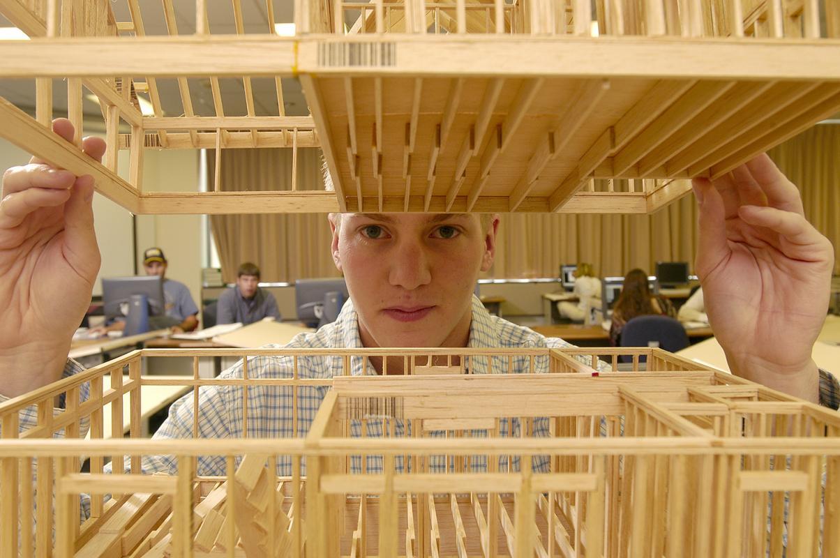 Architecture student.