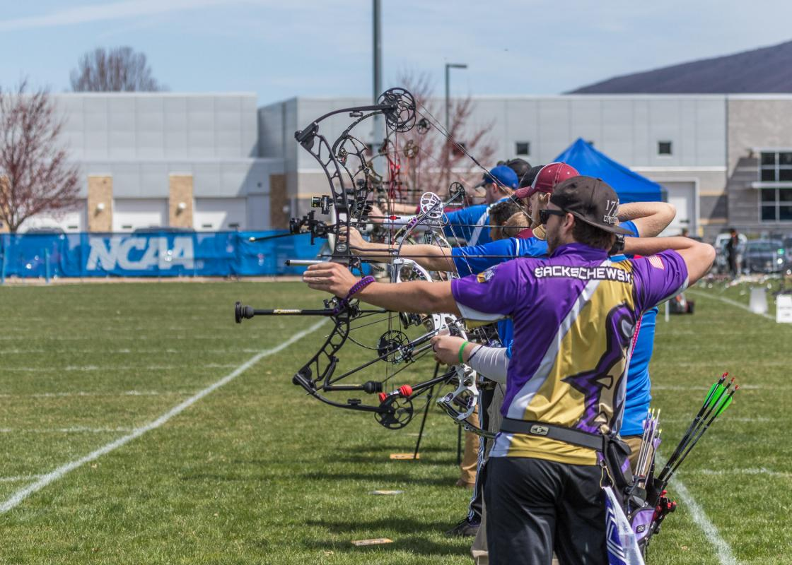 Men's and Women's Archery