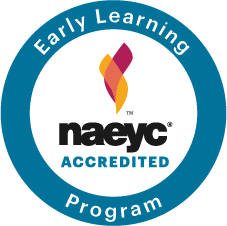 Accredited by the National Association for the Education of Young Children