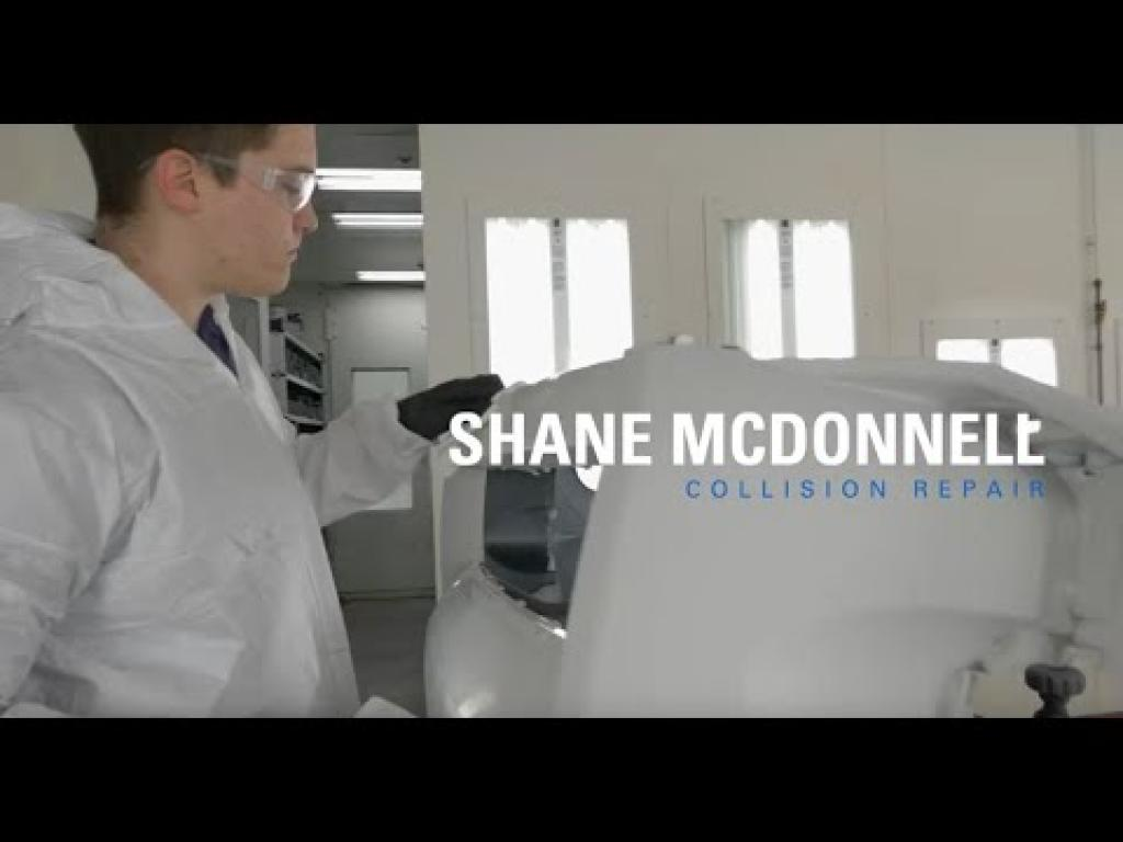 Collision Repair with Shane McDonnell