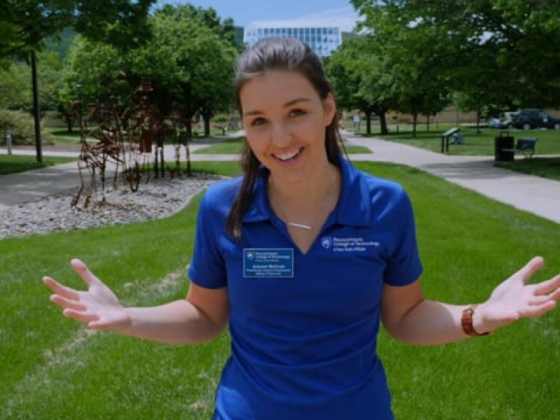 Penn College Campus Tour