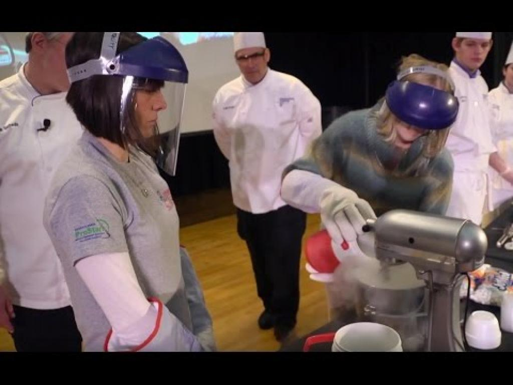 """Culinary Arts Students & Faculty Showcase a """"Taste of Technology"""""""