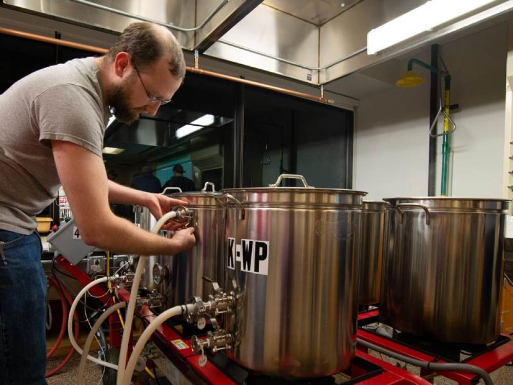 Pilot Brewing Systems