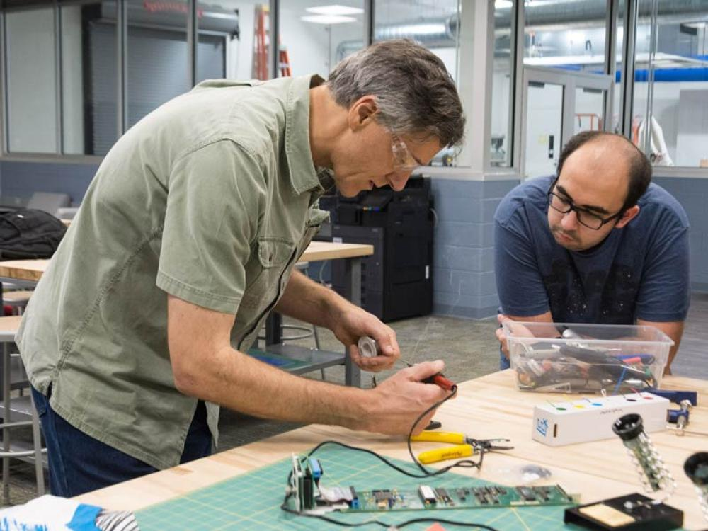 The Dr. Welch Workshop: A Makerspace at Penn College