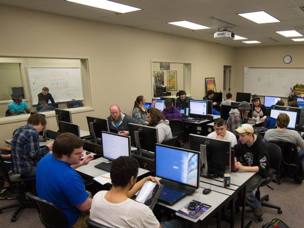 Game & Simulation Labs